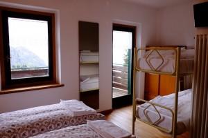 camera con 4 letti