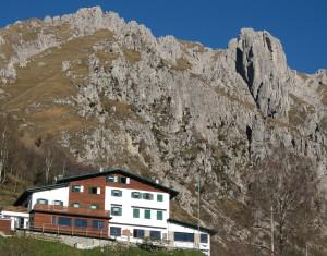 Grigna Meridionale and Soldanella Refuge